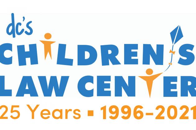 Children's Law Center logo.