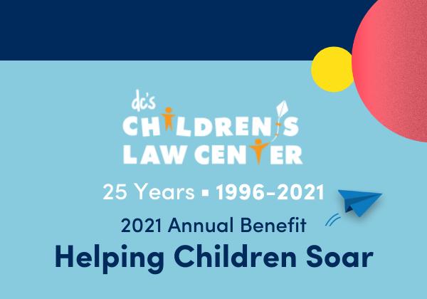 2021 Helping Children Soar Invite Graphic.